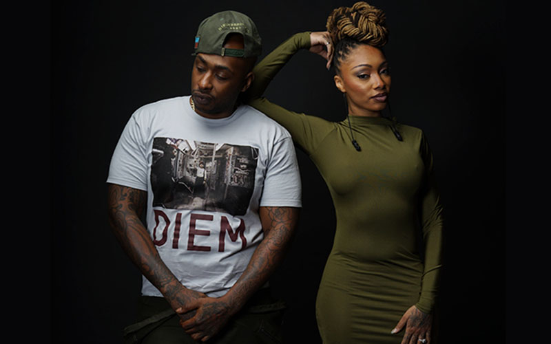 "Sheen Magazine – ""Black Ink Crew"" Stars Dutchess and Ceaser Talks ..."
