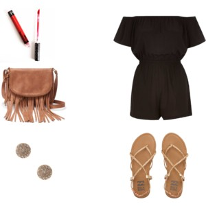 romper: riverisland.com $40 sandals: billabong $30 lipstick: sephora (kat von d) $24 purse: kohls $25 earrings: icing $35