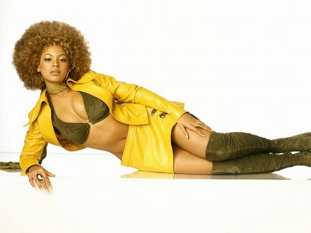 Beyonce as Foxxy Cleopatra in Austin Powers in Goldmember  sc 1 st  Sheen Magazine & Sheen Magazine u2013 Halloween Costume Ideas for the Natural Girl