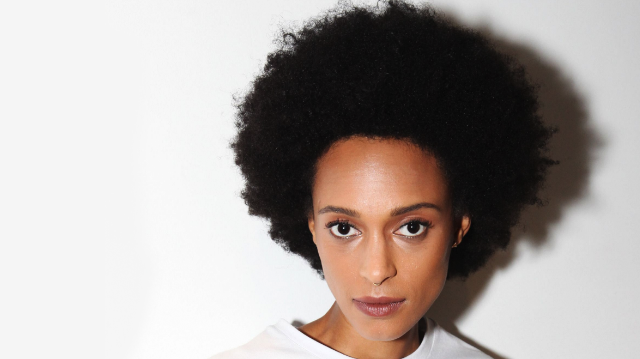 The Best Natural Hairstyles From NYFW