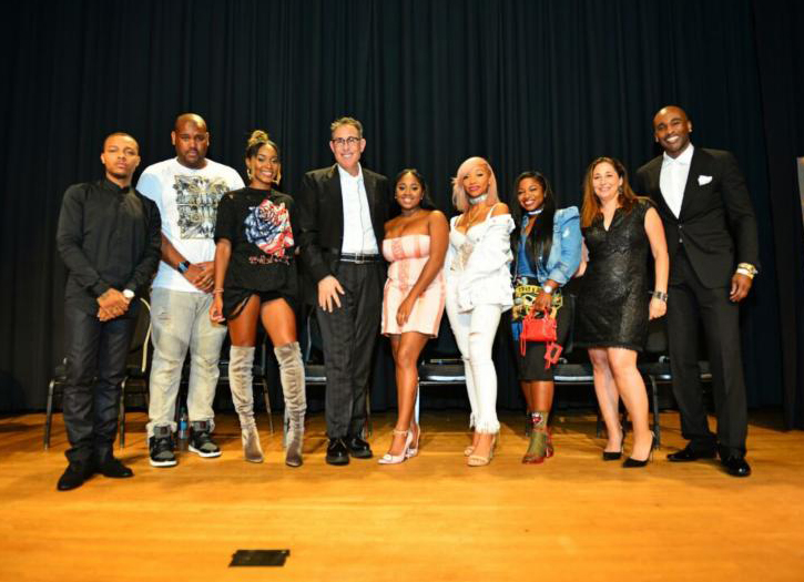 "Stars Turn Out for Premiere of ""Growing Up Hip Hop Atlanta"""