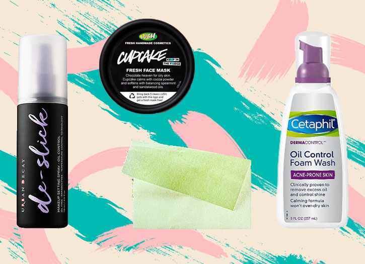 The Best Products for Oil Control