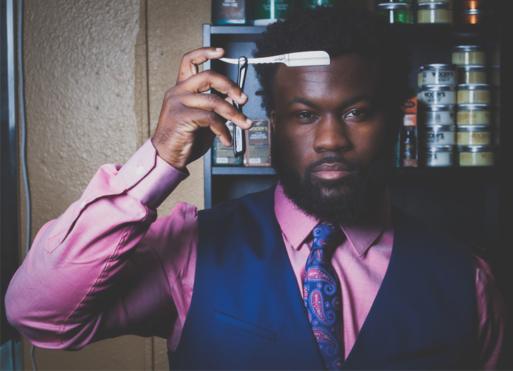 Ralph Cole The Barber and Educator Discusses Hardships and Where Hard Work and Dedication Got Him in Life