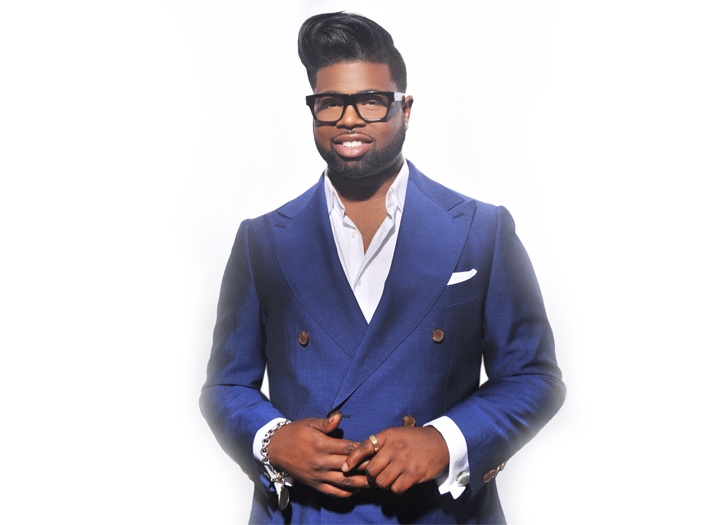 Allow Us to Reintroduce The Fab Five of Project Runway All Stars: Anthony L. Williams