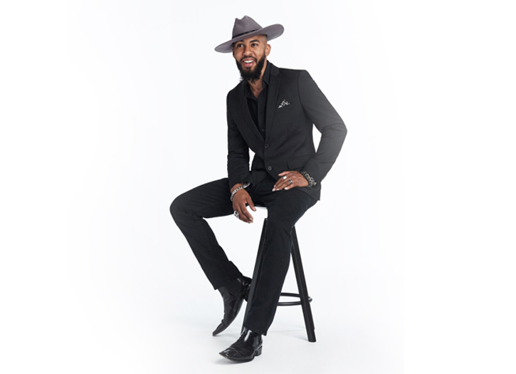Allow Us to Reintroduce The Fab Five of Project Runway All Stars: Edmond Newton