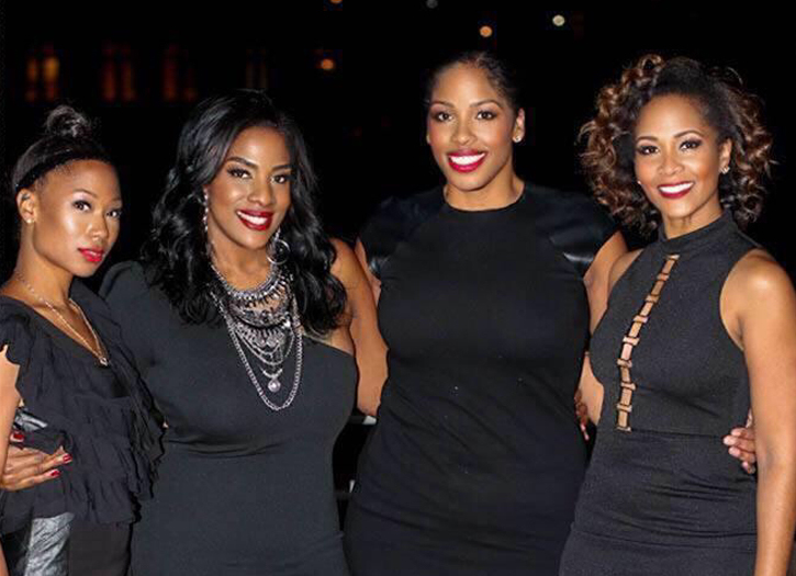 Black Girl Magic Featuring The Bougie Bunch Group – Ericka Hatfield