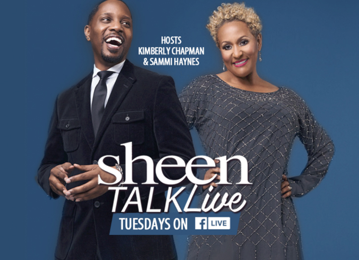We Still Can't Get Over the Royal Wedding! Check Out Our NEW Episode of Sheen Talk Live NOW!