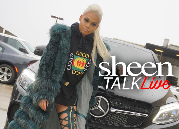 Watch Our Episode of Sheen Talk Live with Alonzo Arnold TODAY!