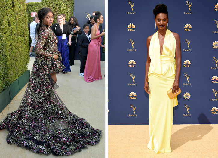 Hair Inspirations From the 2018 Emmy Awards and How To's from celebrity Hairstylist, Tym Wallace