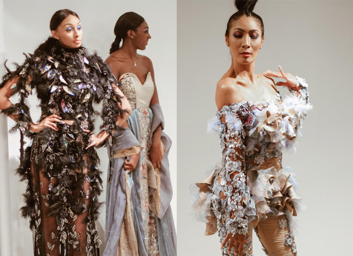 The Wearable Art Collective Showcases New Collection During New York Fashion Week!