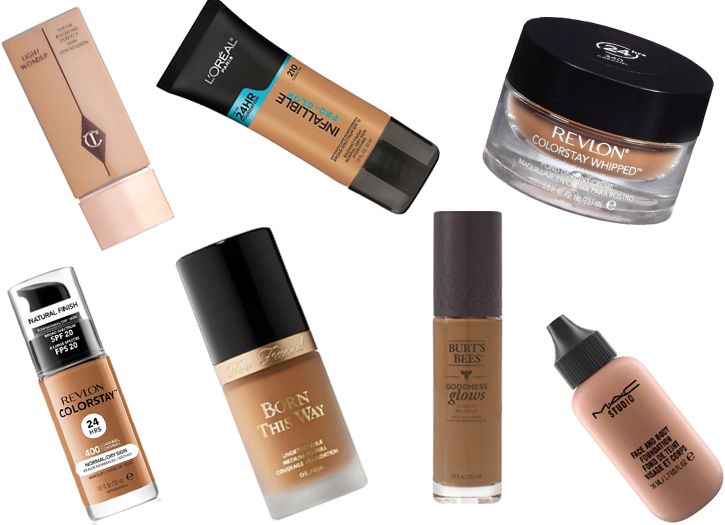 Thirsty Skin? Try These Top Rated Foundations Perfect for Dry Skin