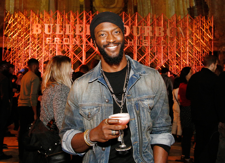 Aldis Hodge Joins Bulleit Frontier Whiskey to Launch Event Featuring Music, Artists, and 3D Technology