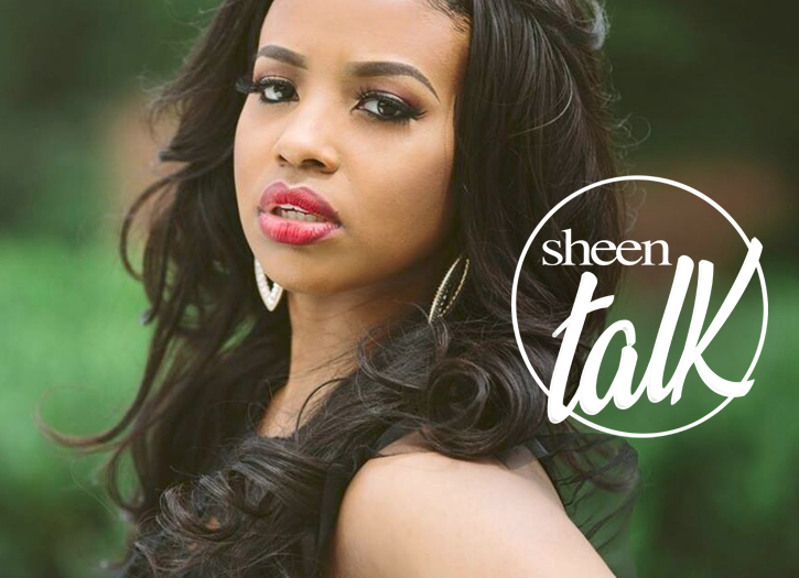 Sheen Talk Host, Kimberly Chapman Sits Down with Stylist, Crystal Victoria