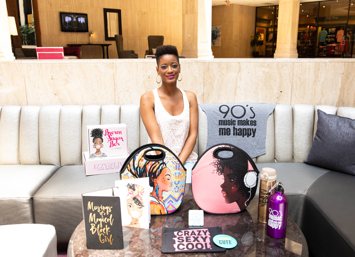 Izzy & Liv Founder, Nicole W. Brown Shares the Inspiration Behind Her Brand