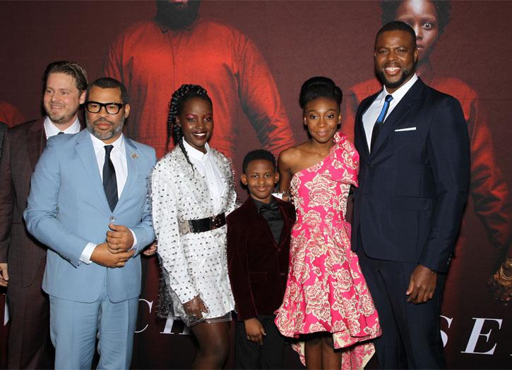 "Jordan Peele's ""US"" NYC Premiere"