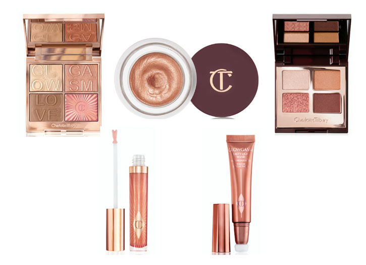 A Look into Charlotte Tilbury's Glowgasm Collection