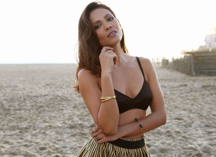 Actress, Lesley-Ann Brandt Talks Fitness, Guilty Food Pleasures, & Offers Her Best Advice to Living a Healthier Lifestyle!