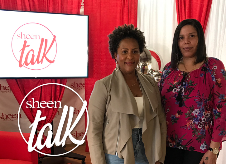 SHEEN Talk Host, Kimberly Chapman Sits Down with the Founder of Okema Natural!