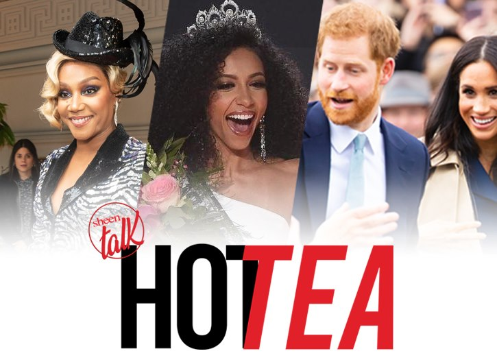 Check Out Our Brand NEW Episode of SHEEN Hot Tea!