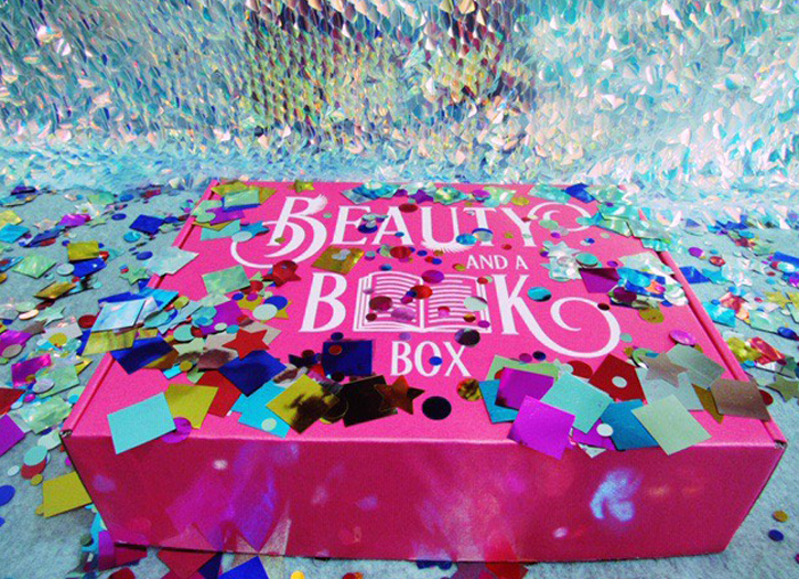 Beauty and Brains- New York Native Creates Beauty & a Book Subscription Box for Women with Both!