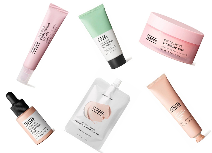Skin Care Brand, 'Versed' Has Just Arrived to Target & Everything is $20 or Less!