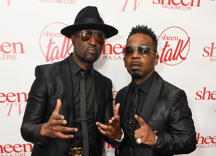 Tune into This SHEEN Talk Exclusive from the 2019 KIMMIE Awards with Ruff Endz!