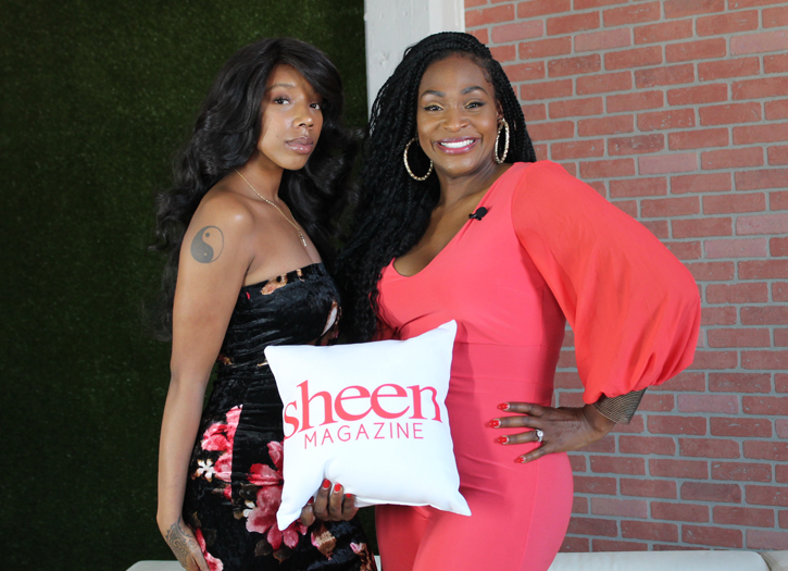 Tune into This SHEEN Talk Los Angeles Edition featuring Music Sensation, Janiyah!