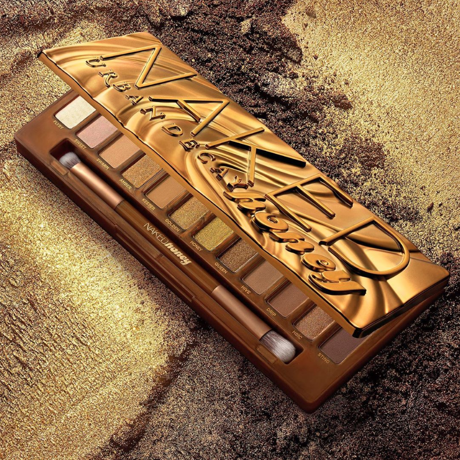 Urban Decay to Launch a 'Naked Honey' Palette & It's Perfection!