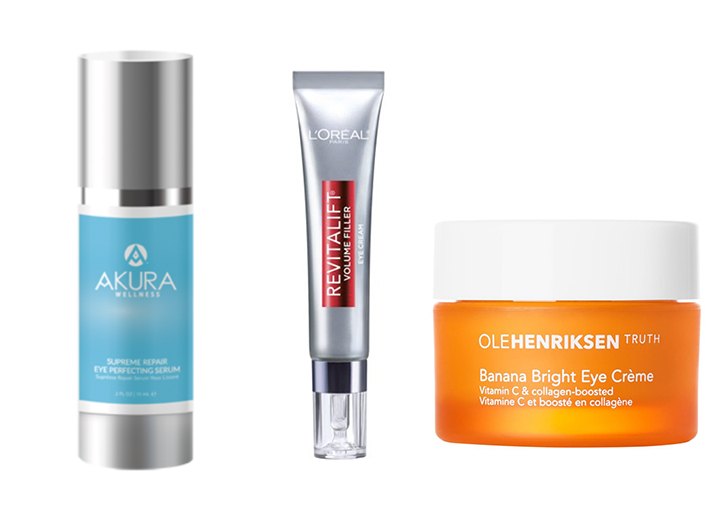 Say Goodbye to Wrinkles & Tired Eyes with Our Favorite Eye Creams & Serums
