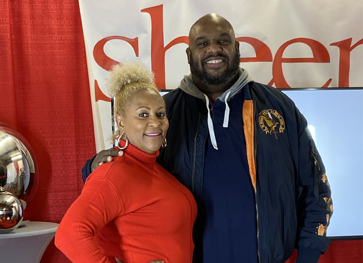 Kimberly Chapman & Pastor John Gray Discuss Being Grateful in All Aspects of Business