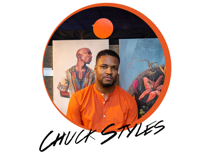 Artist Spotlight: Chuck Styles