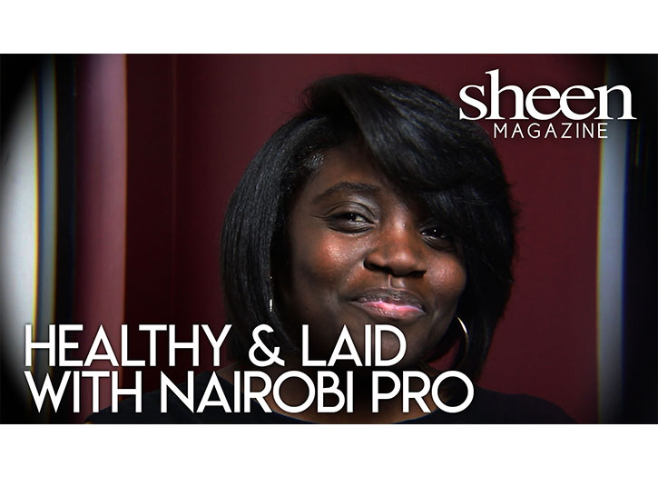 Create This Look By Using Products from Nairobi Professional!