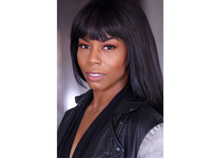 Brandee Evans on Her Role in Starz's New Drama, 'P-Valley'