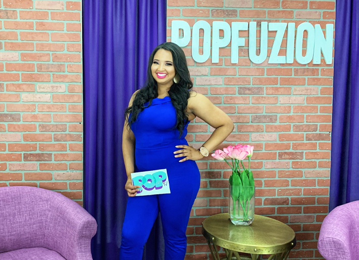 Founder/CEO of Popfuzion TV on Being Young Woman Producer