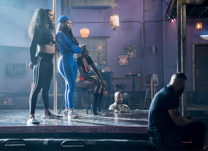 Starz's New Hot Show, 'P-Valley'