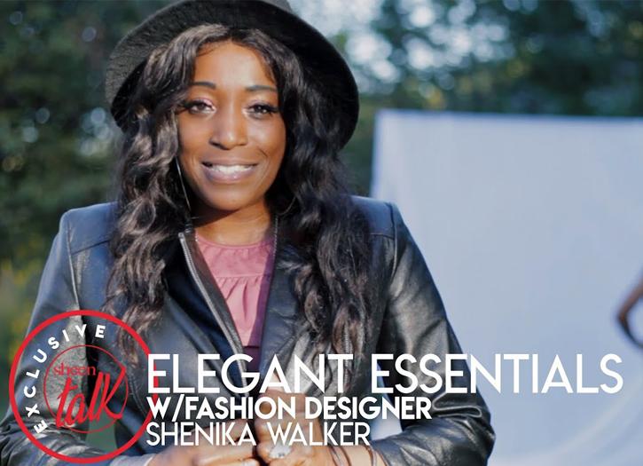 SHEEN Exclusive: Shenika Walker of Elegant Essentials
