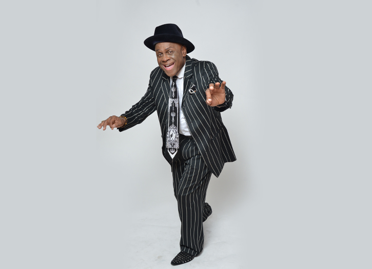 A Man of Many Talents: An Exclusive with 'Holiday Heartbreak' Star Michael Colyar