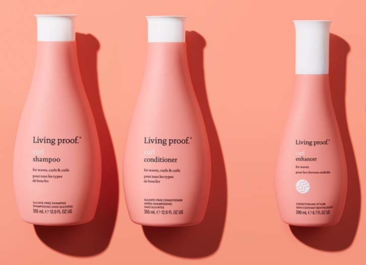 Here's Everything You Need to Know About Living Proof's New Curl Collection