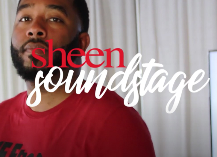 """Epic Dynasty Performs His Hit Single """"Rise"""" on the SHEEN Soundstage"""