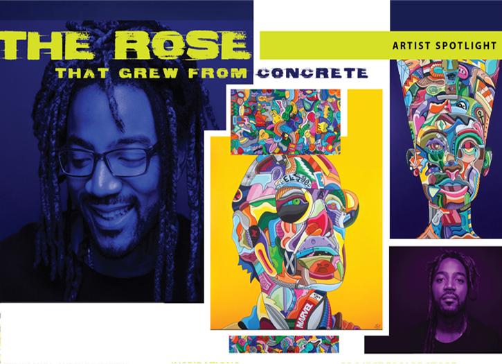 The Rose That Grew From Concrete   Artist Spotlight