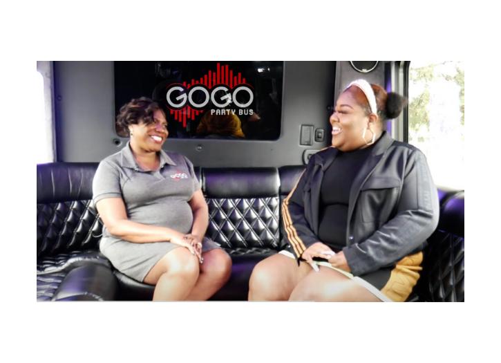Lenesia Cooper of GoGo Party Bus   SHEEN Exclusive