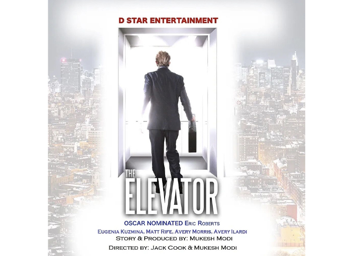 Eric Roberts in The Elevator