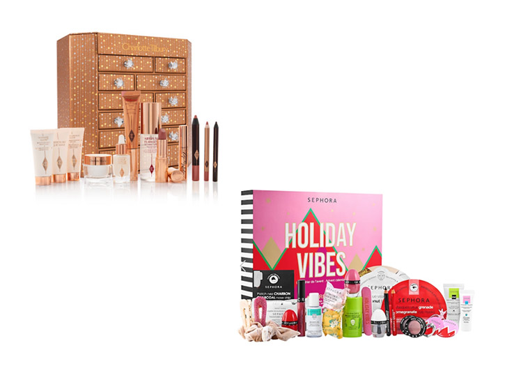 These Beauty Advent Calendars Are Now Available Ahead of the 2021 Holiday Season!
